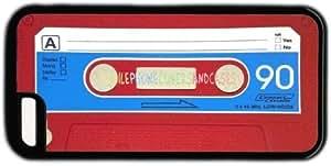 Vintage Retro Classic Cassette TapeTheme Iphone 5C Case