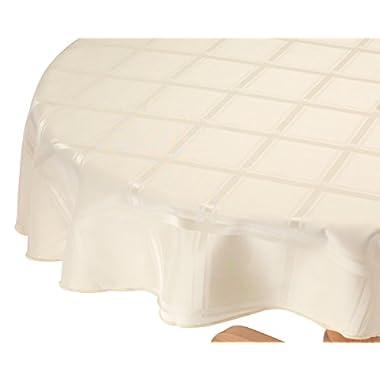 WalterDrake Microfiber Tablecloth