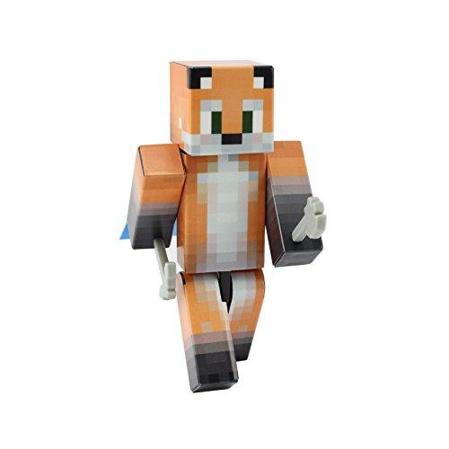 Red F (Minecraft Skin Animal Costume)