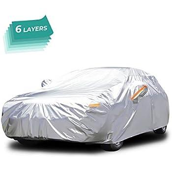 Titan Outdoor Basic Car Cover Gray
