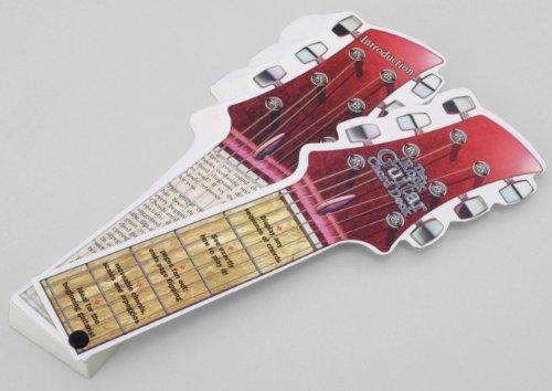 Amsco The Rock Guitar Chord Deck