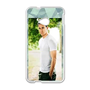 DIY phone case Channing Tatum cover case For HTC One M7 AS2G7748584