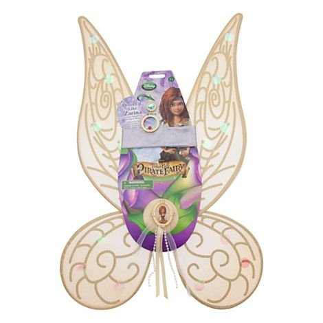 Disney Pirata De Hada Zarina Fairies Pixie Alas mx xqwg1p6P