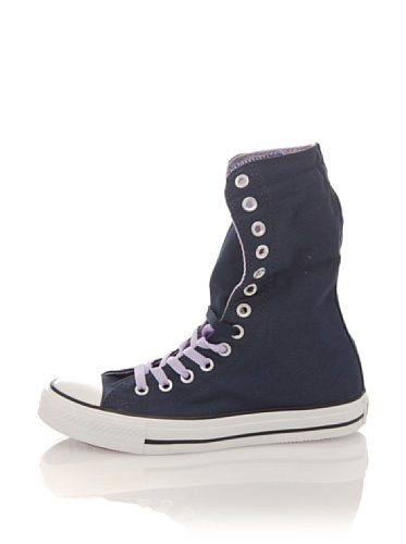 Converse Sneakers All Star X-Hi Canvas Navy/Lavender EU 39