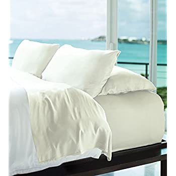Ordinaire Cariloha Resort Bamboo Sheets By 4 Piece Bed Sheet Set   Luxurious Sateen  Weave   100