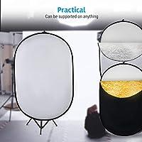 Lastolite Profesional Plegable Reflector de Luz Circular collapase