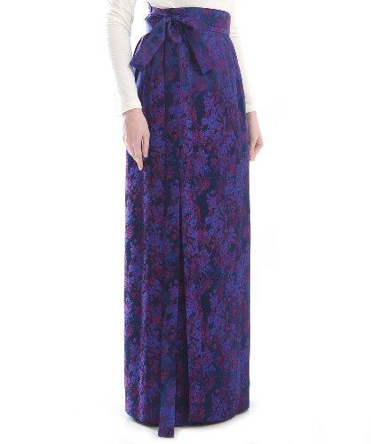 Korea Kleid Lang Fashion Violet Hanbok Elegant wzPaAx