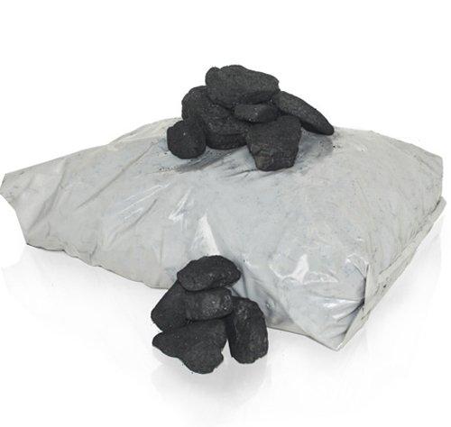 1 Palette Heizfuxx PALIGO Steinkohle Nusskohle Schmiede Brenn Heiz Nuss Kohle Grob 30-70mm 25kg x 12 Sack 300kg