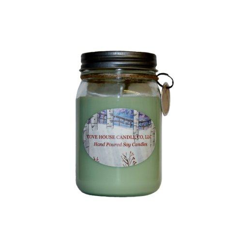 Cucumber Melon 16 Oz Jar - Cucumber Melon 16oz Soy Canning Jar Candle