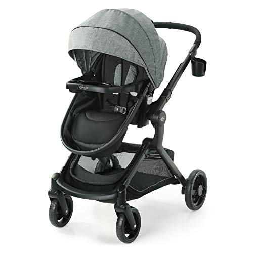 Graco Modes Nest Baby Stroller with Height Adjustable Reversible Seat, Nico