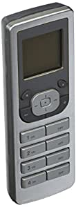 Leviton VRCPG-BSG Vizia RF + Basic Handheld Remote Controller Programmer, Gray