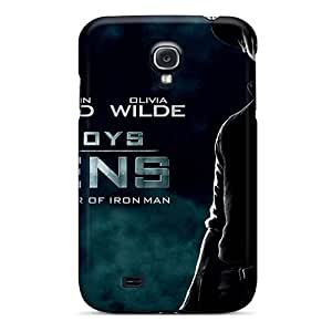 New Arrival Cowboys And Aliens Movie POFbsia3863dnGnl Case Cover/ S4 Galaxy Case