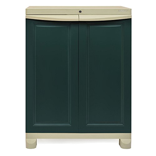 Nilkamal Freedom FS1 Storage Unit (Green)