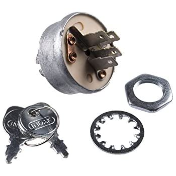 Amazon.com : Encore 423027 Ignition Switch w/Protective ... on