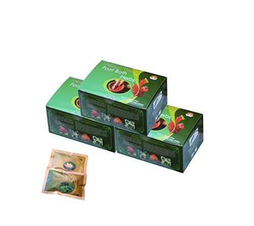 TCM-Head-To-Toe-Pack-3-boxes-Foot-Soak-Herbs-Plus-2-FREE-bags-Mugwort-Bath-Herbs-samples-8-Value