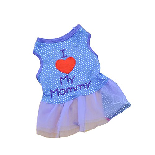 Summer Apparel Puppy Dog 2014new pet puppy small dog apparel clothes