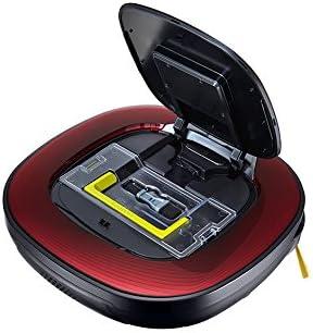 LG VR8602RR Hombot Turbo Serie 9 - Robot aspirador programable con doble cámara, para casas con niños y alfombras, colo rojo: 518.73: Amazon.es: Hogar