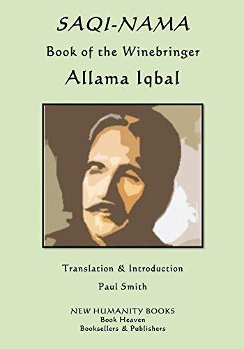 Saqi-Nama: Book of the Winebringer