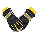 TRIWONDER Ski Gloves for Kids - Waterproof Snowboard Winter Warm Gloves Thermal Fleece