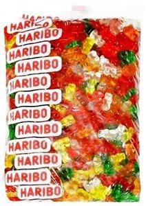 amazon com haribo sugar free classic gummi bears 1 lb gummy