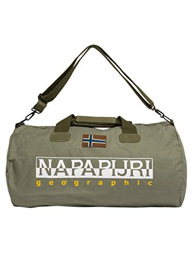 sac Vert Bering Accessoires Napapijri Homme khaki wx6gE