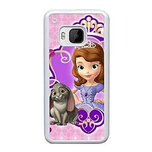 HTC One M9 Cell Phone Case White Sofia the First Princess Sofia YT3RN2526480