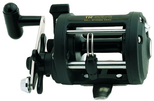 Shimano TRN100G Triton Conventional Salt Water Reel Levelwind with 40/410, 50/405 and 65/390 Line Capacity, Outdoor Stuffs