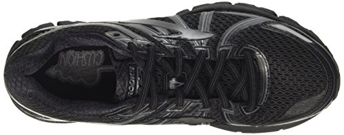 Brooks Womens Adrenaline Gts 17 Nero / Antracite