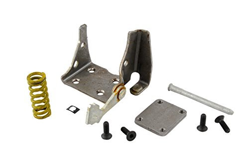 Front Hinge Pin Plate - Genuine GM Parts 15981547 Front Driver Side Door Side Upper Door Hinge Kit with Hinge, Spring, Backing Plate, Pin, and Bolts
