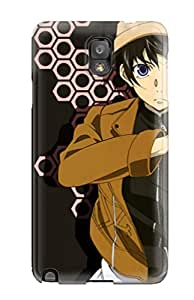 Protective Tpu Case With Fashion Design For Galaxy Note 3 Mirai Nikki