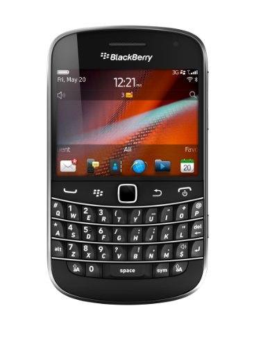 Blackberry Bold Touch 9930 Unlocked GSM Phone with OS 7, Touchscreen, QWERTY Keyboard, 5MP Camera, Video, GPS, Wi-Fi, Bluetooth, NFC and microSD Slot - Black (Blackberry Bluetooth Cell Phone)