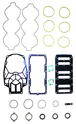 MERCURY Optimax & DFi's 3.0 Liter with S/N OT599000-Up Complete Power Head Gasket Kit WSM 500-245 OEM# 27-832934A00 ()