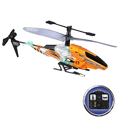 Air Hogs Havoc Heli, Orange/Cyan
