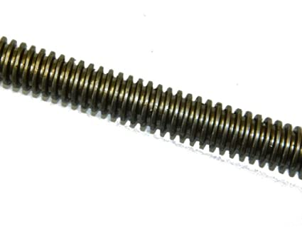 3 4 6 X 3 Foot Acme Threaded Rod Amazon Com Industrial Scientific