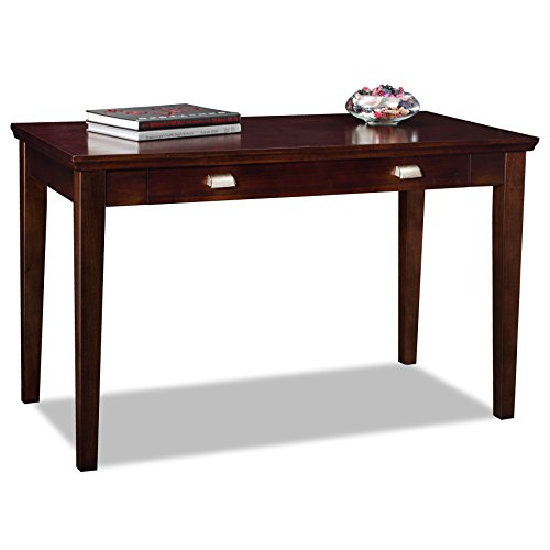 - Leick Laptop/Writing Desk, Chocolate Cherry Finish