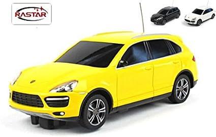 1:32 Scale Mini Porsche Cayenne Model RC Car RTR (COLOR: YELLOW)