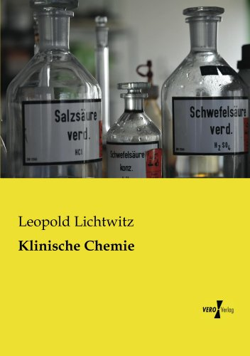 Klinische Chemie (German Edition)