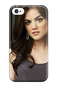 High-quality Durable Protection Case For Iphone 4/4s(lucy Hale Women People Women)