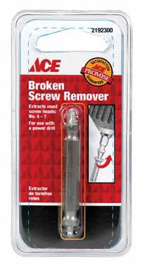 Broken Screw Remover Extractor ACE Screwdrivers 8501P220 082