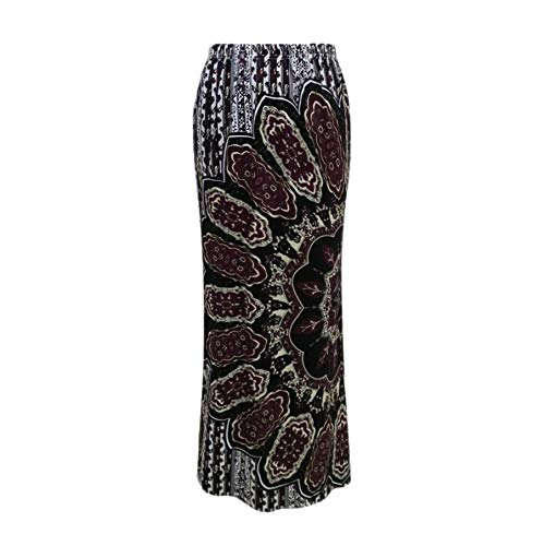 af4a353be asdkfh Falda Larga Mujer Vintage Falda Pantalon Falda Larga Mujer ...