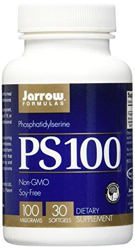 Jarrow Formulas Ps 100 Support Softgels