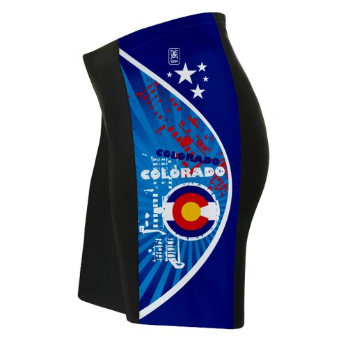 ScudoPro Colorado Cycling Shorts for Men - Size M