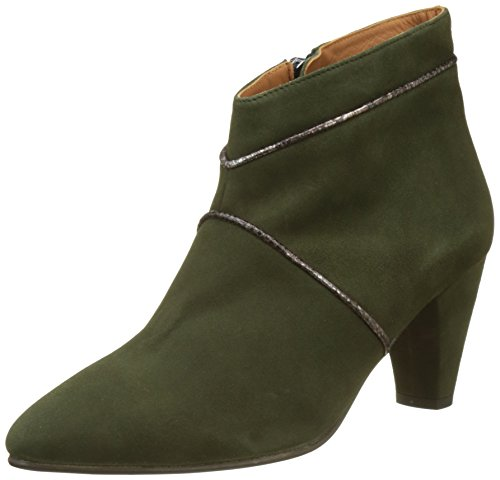 Vert Army Emma Femme Keops Classiques Suede Go Or Lydia Bottines Vert 0w0xPF8q