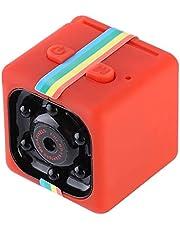 Bewinner Mini Camera,1080P Full HD Sport Camer, Mini Infrarood DVR Camera met Nachtzicht Video Recorder Camcorder, Draagbare Verborgen Camera's, voor Home Car Security Surveillance
