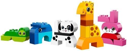 LEGO DUPLO Briques - 10573 - Jeu De Construction - Animaux Rigolos