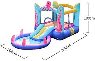 Juguete Inflable para niños con Castillo Hinchable para Uso ...