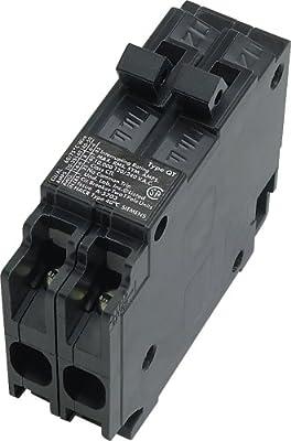 Siemens Q3030 Two 30-Amp Single Pole 120-Volt Circuit Breaker