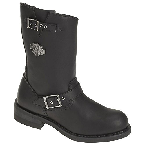 Engineer Motorcycle Boots - 9