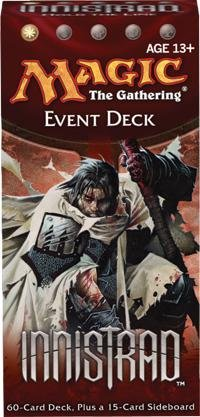 Magic The Gathering Innistrad Hold the Line Event Deck [Sealed Deck] (New Mtg Decks)