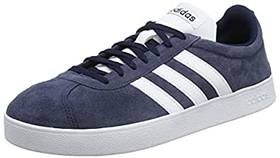 adidas VL Court 2.0, Zapatillas de Skateboard para Hombre: Amazon.es: Zapatos y complementos